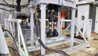 Алюминиевый мост в натуральную величину прошел испытания в МГСУ