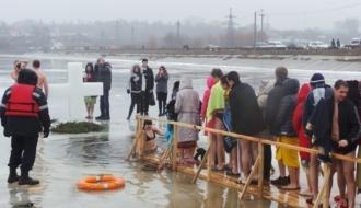 Где в Хмельницком можно будет искупаться на Крещение