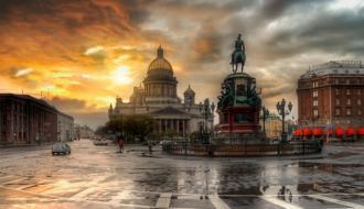 Назначен новый председатель комитета по строительству в Петербурге