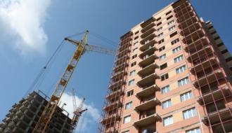 Объём строительных работ в Прикамье снизился на 24,7%