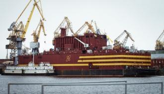 Одобрен проект строительства единственной в мире плавучей АЭС