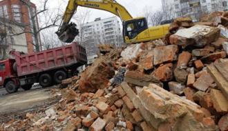 При реновации применят опыт Франции по переработке строительного мусора