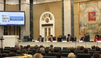 Строительство в эпоху перемен обсудили в стройкомплексе Москвы
