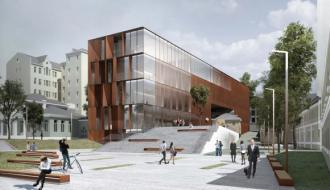 В Москве объявили новый архитектурный конкурс