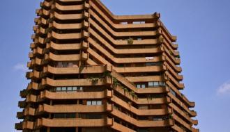 В России построили первую деревянную многоэтажку