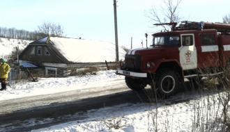 В пожаре в Ярмолинецком районе погиб 36-летний мужчина