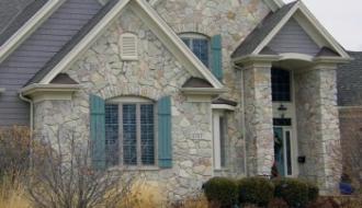 Современные строительные материалы для обустройства фасадов и кровли
