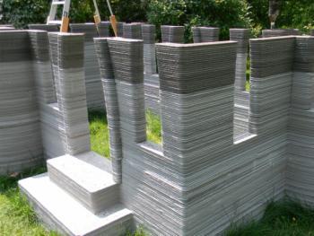 3D-печать для строительства домов будет популярной в России