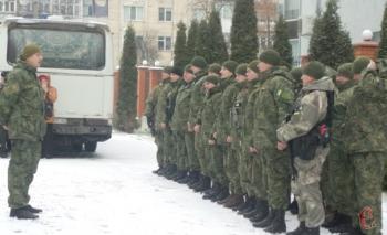 Более 650 правоохранителей Хмельнитчины ездили на ротацию в зону АТО
