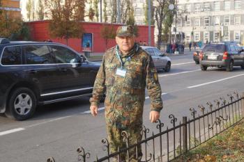 Бывший милиционер, раненный майдановец рассказал, как изменила его жизнь Революция Достоинства