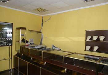 В Городке воры вынесли из магазинов косметики и женского белья на 170 тысяч гривен