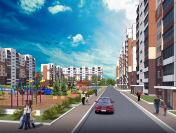В Краснодаре построят новый микрорайон на 23 тысячи жителей