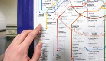 В Москве проектируется более 180 км линий метро