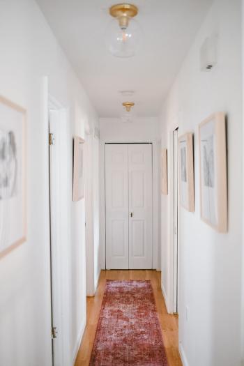 Потолок в прихожей: варианты отделки