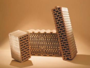 Блоки Porotherm - теплая керамика для теплого дома