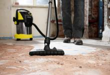 Уборка после ремонта - востребованная услуга уборка после ремонта